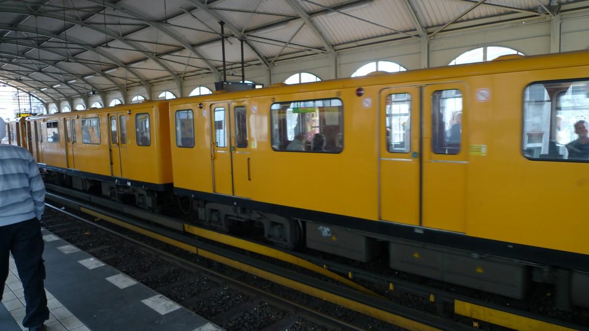 Metropolitane di Berlino aperta 24 ore su 24 per prevenire incidenti stradali