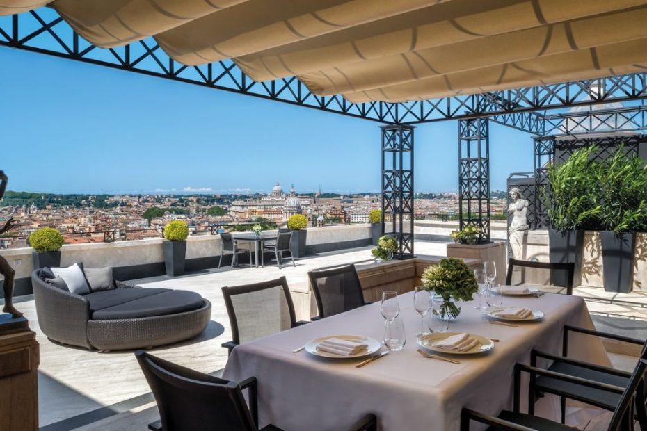 I migliori hotel a Roma di Booking